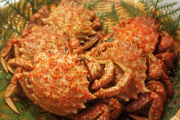 つくも蟹2