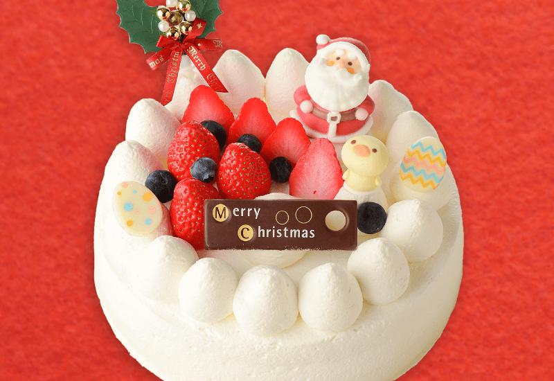 たまごの森のクリスマス 生クリーム6号